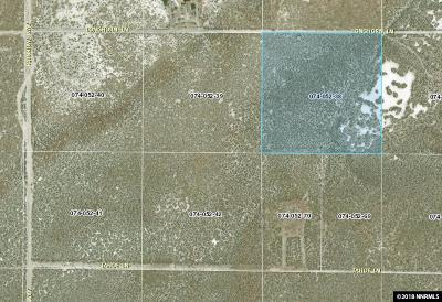Reno Residential Lots & Land Active/Pending-Call: Longhorn Ln