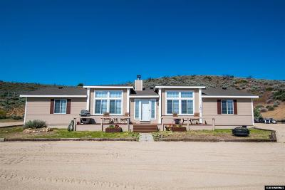 Reno Manufactured Home Active/Pending-Loan: 15190 Red Rock Road