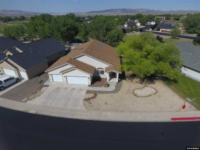 Fernley Single Family Home Price Reduced: 780 Divot Drive