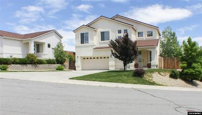 Carson City Single Family Home For Sale: 872 Kennedy