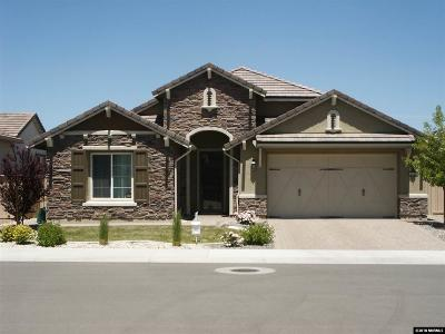 Washoe County Single Family Home For Sale: 2255 Trakehner Lane