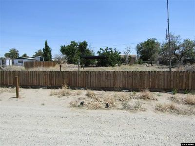 Yerington Residential Lots & Land For Sale: 56 Whiteface Ln.
