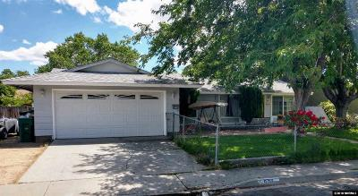Carson City Single Family Home Price Reduced: 901 Pat Ln.