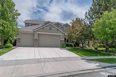 Sparks Single Family Home Active/Pending-Loan: 6788 Cinnamon Dr.