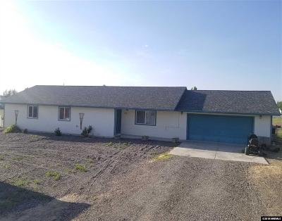 Winnemucca Single Family Home Active/Pending-Call: 4695 Cowboy Way