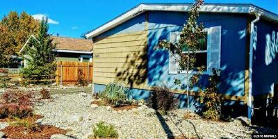 Reno Manufactured Home For Sale: 1970 Reed St