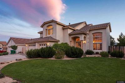 Reno NV Single Family Home For Sale: $578,000