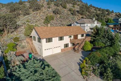 Washoe County Single Family Home Back On Market: 14570 Virginia Foothills Drive