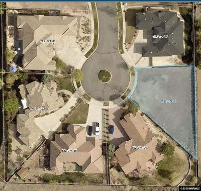 Sparks Residential Lots & Land Active/Pending-Call: 6312 Thistlewood