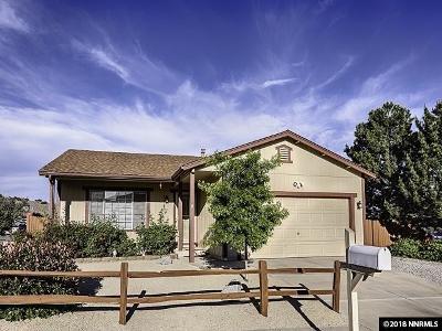 Sun Valley Single Family Home Active/Pending-Loan: 738 Renoir Dr.