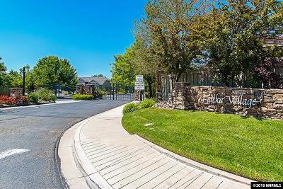 Reno Single Family Home For Sale: 9628 Rolling Rock Way