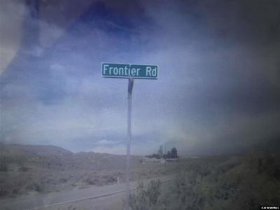 Reno Residential Lots & Land For Sale: 15600 Frontier Road