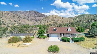 Coleville CA Single Family Home For Sale: $395,000