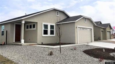 Fallon Single Family Home For Sale: 1383 Onda Verde