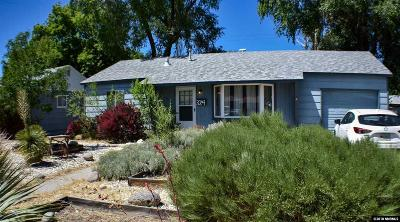 Sparks Single Family Home Active/Pending-Loan: 324 I Street