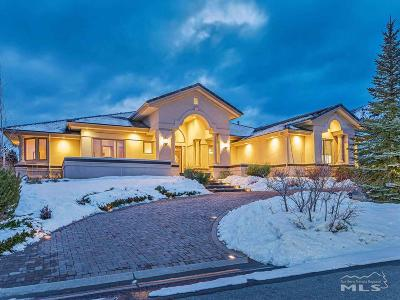 Reno Single Family Home For Sale: 5880 Flowering Sage
