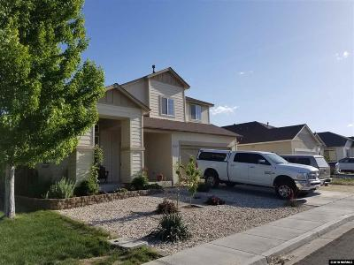 Fernley Single Family Home For Sale: 1375 Mountain Rose