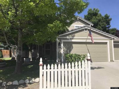 Sparks Single Family Home Back On Market: 2254 Stone View Drive