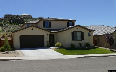 Reno Single Family Home Price Reduced: 1650 Scott Valley Rd