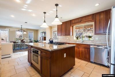 Reno Single Family Home For Sale: 3100 Solari Drive