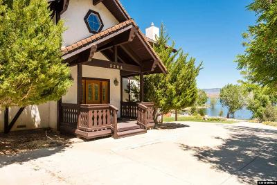 Gardnerville Single Family Home For Sale: 3504 Mark Twain