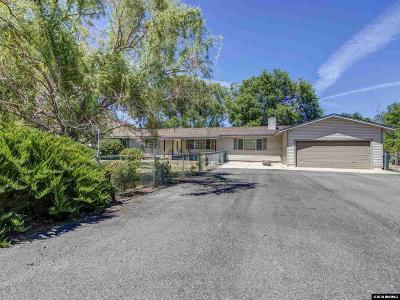 Reno Single Family Home Active/Pending-Call: 11615 Oregon