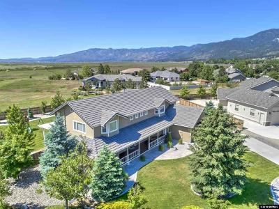 Washoe Valley Single Family Home Active/Pending-Loan: 325 Sanctuary