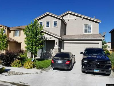 Sparks Single Family Home Active/Pending-Call: 7010 Cinder Village