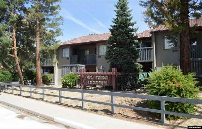 Sparks Condo/Townhouse Active/Pending-Loan: 560 Nichols