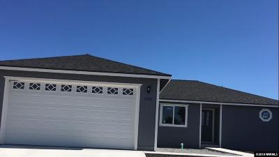 Fernley NV Single Family Home For Sale: $261,000