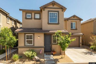 Sparks Single Family Home For Sale: 6755 Russian Thistle Drive