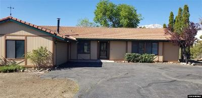 Reno Single Family Home For Sale: 5480 Tannerwood