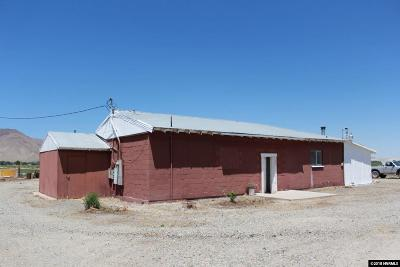 Yerington NV Single Family Home For Sale: $140,000