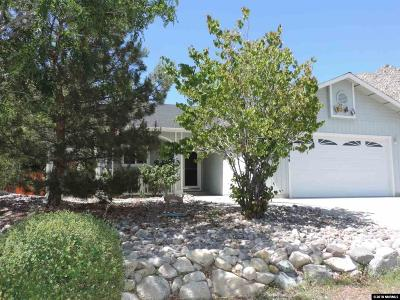 Carson City Single Family Home For Sale: 1046 Nugget Ct
