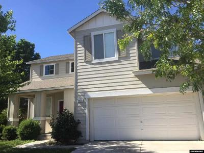 Fernley Single Family Home For Sale: 2024 Rawles Drive