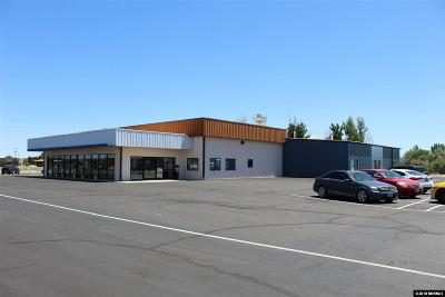 Commercial For Sale: 2525 Reno Hwy