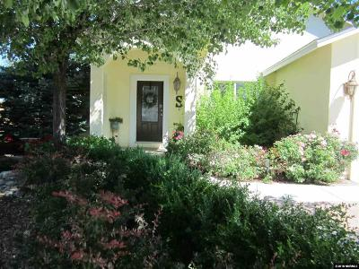 Fernley Single Family Home For Sale: 1992 Eight Iron Court