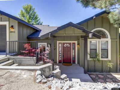 Reno Single Family Home For Sale: 3593 Skyline View Dr.