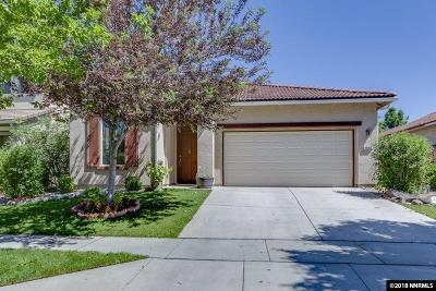 Sparks Single Family Home For Sale: 3686 Banfi Ct.