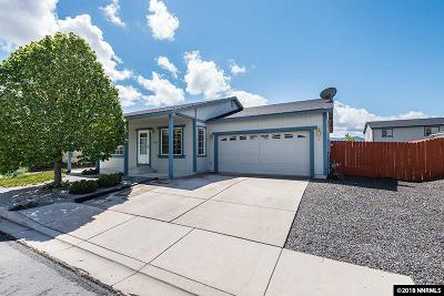 Reno Single Family Home For Sale: 17658 Feather River