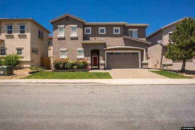 Reno Single Family Home For Sale: 8051 Highland Flume Circle