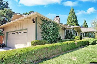 Reno Single Family Home For Sale: 3825 Piccadilly