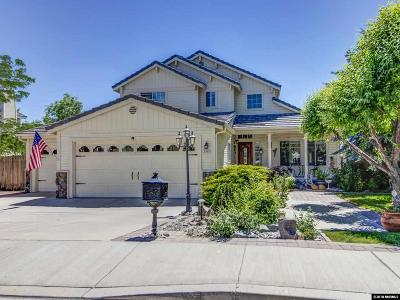 Sparks Single Family Home For Sale: 2165 Stone View Dr