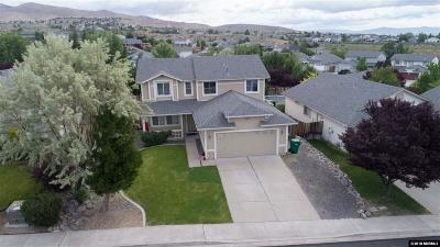 Reno Single Family Home For Sale: 7231 Timber Ridge Ct