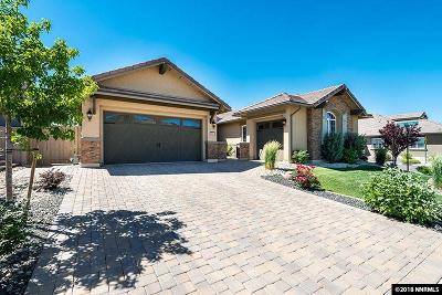 Reno Single Family Home For Sale: 10055 Gold Cup Lane