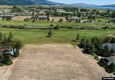 Washoe Valley Residential Lots & Land For Sale: 9 Lightning W Ranch Rd