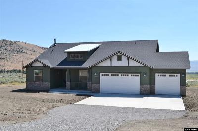 Gardnerville Single Family Home For Sale: 1556 Bolton Loop