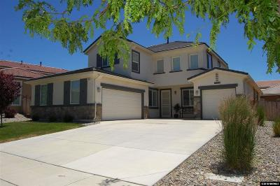 Sparks Single Family Home New: 4065 Big Bang Ct