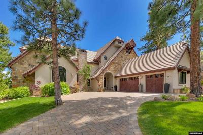 Reno Single Family Home New: 6031 Lake Geneva