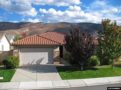 Reno Single Family Home New: 2408 Spring Flower Drive